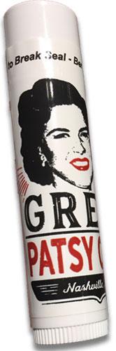 The Great Patsy Cline Lip Balm