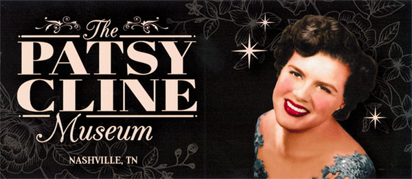 Patsy Cline Museum 7x3 Sticker