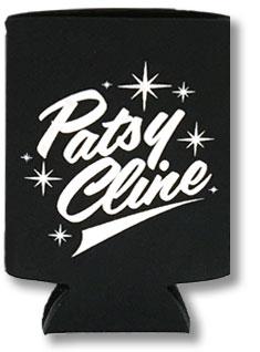 Patsy Cline Retro Koozie