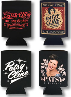 Patsy Cline Koozies