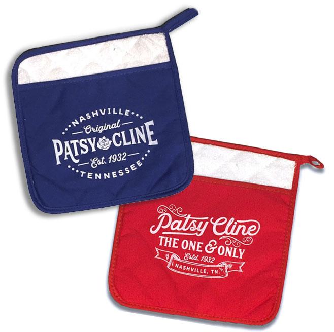 Patsy Cline Potholders