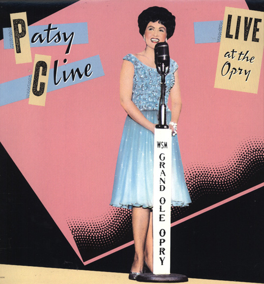 Patsy Cline Live at the Opry CD