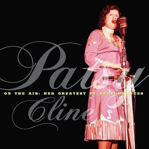 Patsy Cline On the Air CD
