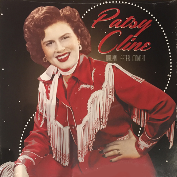 Patsy Cline Greatest Hits LP