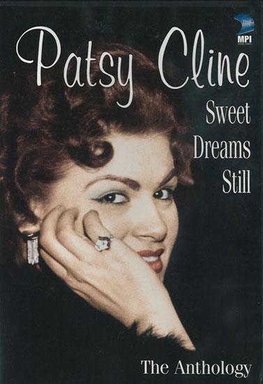 Patsy Cline Sweet Dreams Still DVD