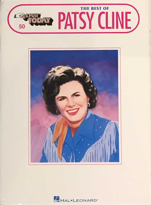 The Best of Patsy Cline E-Z Play Songbook